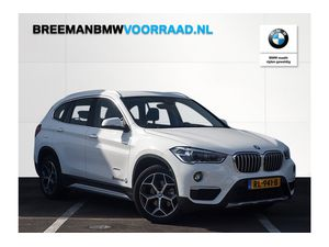 BMW X1 1.8I sDrive High Executive xLine