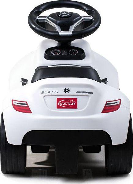 Happy Baby Loopauto Mercedes Wit Bij Babyhuis Casita