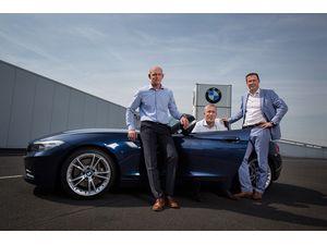 BMW 4 Serie M4 Cabrio Competition