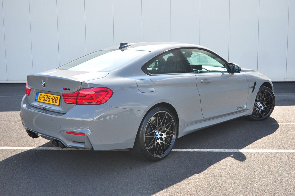 "BMW 4 Serie M4 Coupé Competition ""Individual"""
