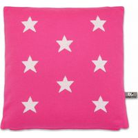 Baby's Only Kussen 40x40 Ster Fuchsia