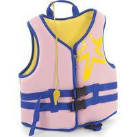 Neoprene Zwemvest Old Pink 3-6 Jaar - Childhome (UL)