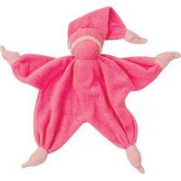 Babylonia Knuffelpop Ster Peppa Sisco - Fuchsia / Baby Pink (UL)