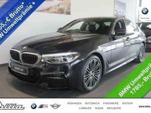 BMW 520 d Limousine M Sportpaket Head-Up HiFi LED