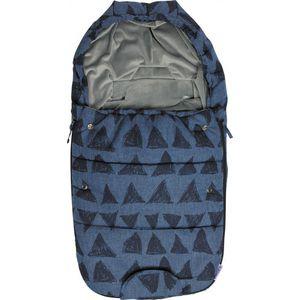 Dooky Voetenzak Small - Blue Tribal