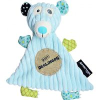 Knuffeldoek Illicos the Polar Bear - Les Deglingos (UL)