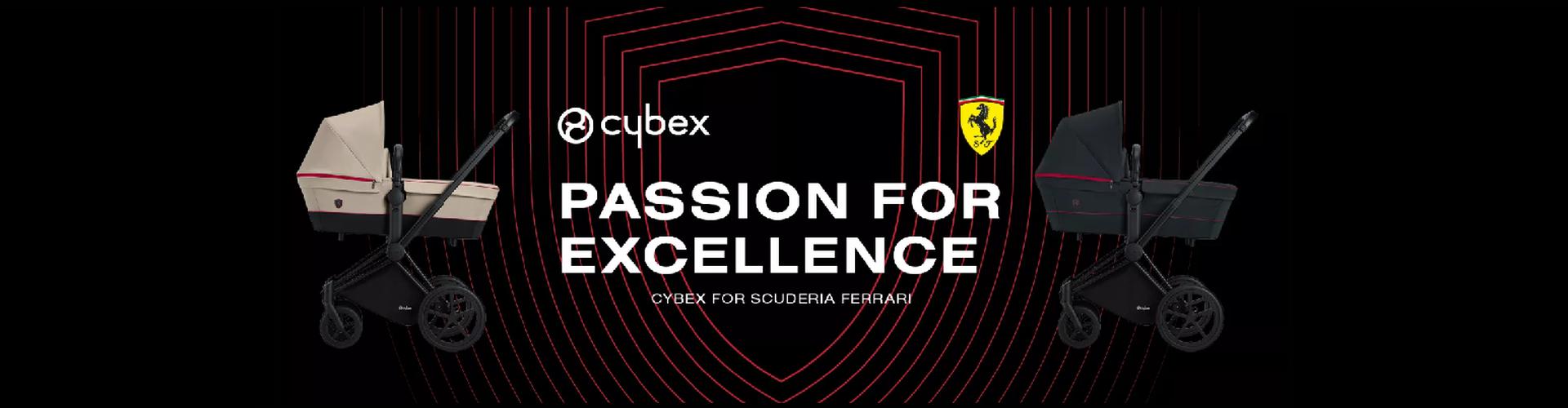 Ferrari Cybex