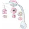 Infantino B Kids 3 in 1 Mobiel - Roze