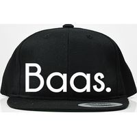 KMDB Cap Snapback Baas - Black