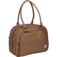 Verzorgingstas Tender Multizip Bag Cognac - Lässig