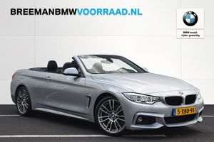 BMW 4 Serie 428i Cabrio High Executive M Sport Aut.