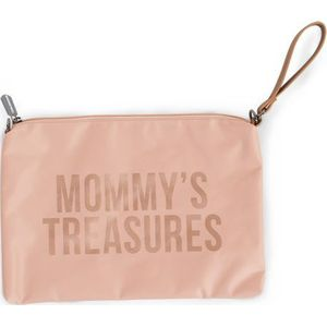 Childhome Mommy Clutch Bag - Pink/Copper