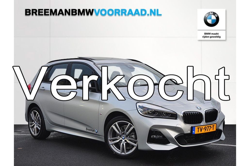 BMW 2 Serie 220i Active Tourer High Executive M Sport Aut.