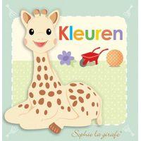 Sophie de Giraf Kartonboekje Kleuren