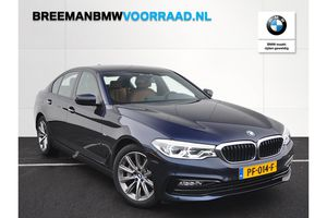 BMW 5 Serie 530i Sedan High Executive Sport Line Aut.
