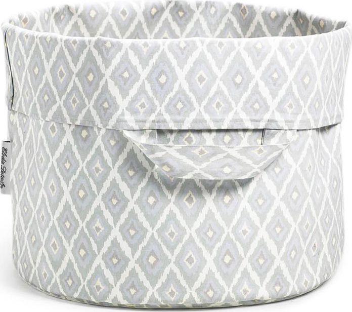Opbergmand StoreMyStuff Marble Grey - Elodie Details