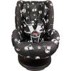 Fabs World Autostoelhoes 1+ Rugsteun Shy Panda