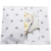 Dooky Nappy Pack Silver Stars