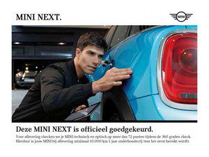 MINI Cooper 3-deurs Chilli Aut.
