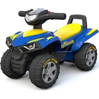 Happy Baby Quad GoodYear - Blauw Geel