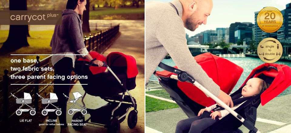 Carrycot Plus Duet