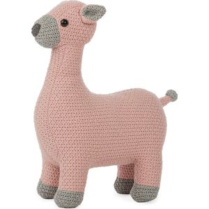 Vaco Deer Small Gebreid - Pink